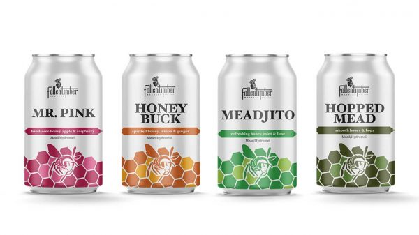 Fallentimber Sparkling Cocktail Cans