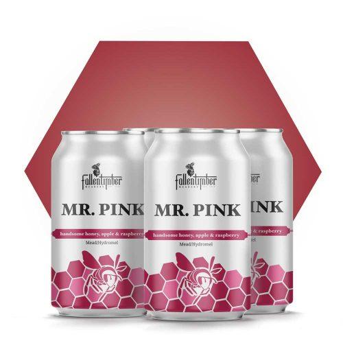 Mr. Pink 4 pack