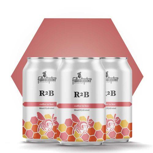 R2B Mead Radler 4 pack