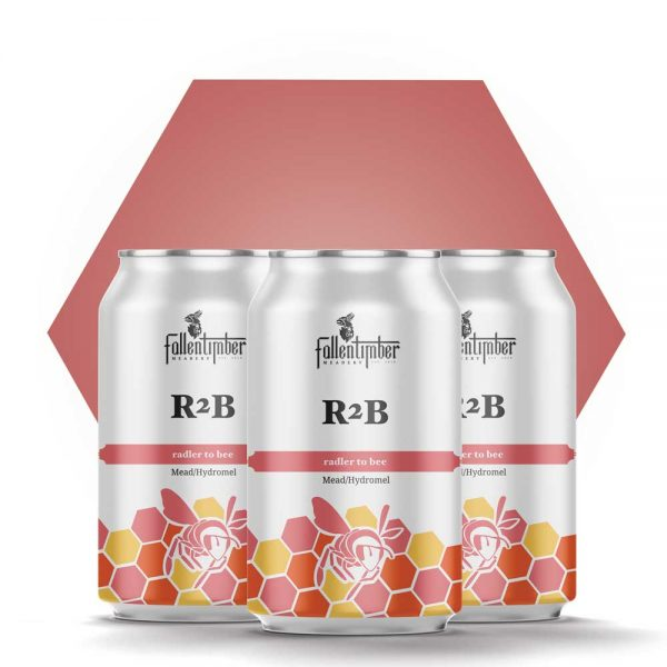 R2B Mead Radler 4 pack
